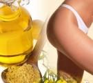 Медово горчичное обертывание — выводим лишнюю жидкость