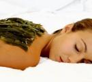 Обертывание водорослями — отзыв Анны