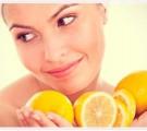 Маска для лица с лимоном — заряд лица красотой