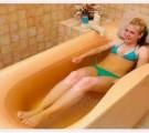 Сероводородные ванны дома — возможно ли такое?